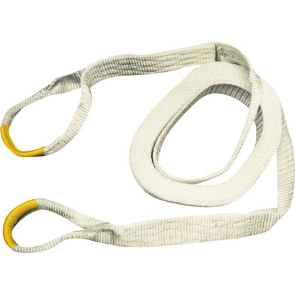 Picture of Erickson 2 In. x 20 Ft. 9000 Lb. Polyester Recovery Tow Strap, White