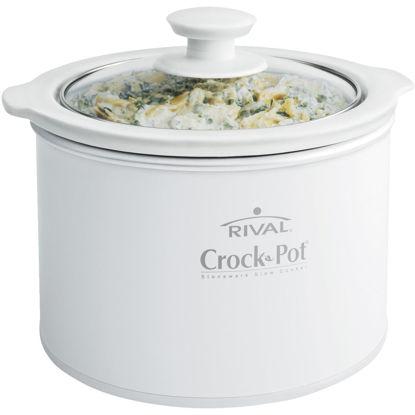 Picture of Crock-Pot 1-1/2 Qt. White Slow Cooker
