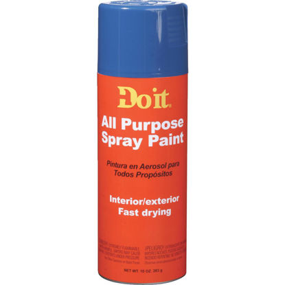Picture of Do it 10 Oz. Gloss All Purpose Spray Paint, Blue