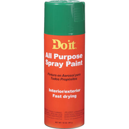 Picture of Do it 10 Oz. Gloss All Purpose Spray Paint, Green