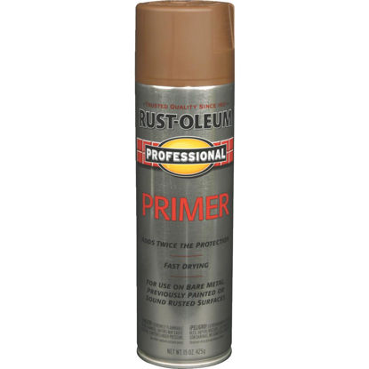 Picture of Rust-Oleum Professional Red Oxide 15 Oz. All-Purpose Spray Paint Primer