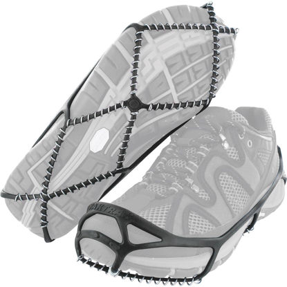 Picture of Yaktrax Walk Small Black Polyelastomer Ice Cleat
