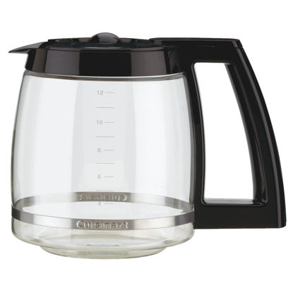 Picture of Cuisinart 12 Cup Black Replacement Coffee Decanter