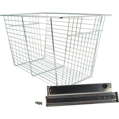 Picture of FreedomRail 13 In. Chrome Basket