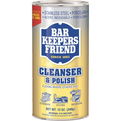 Picture of Bar Keepers Friend 12 Oz. Cleanser and Polish Powder