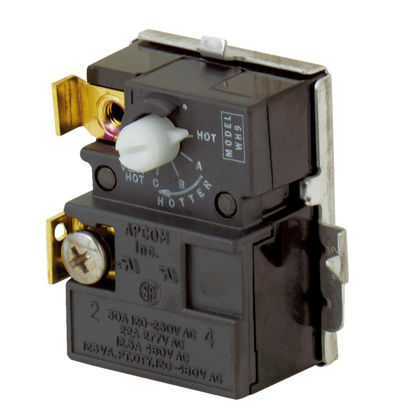 Picture of Reliance (WH9) Lower Electric Water Heater Thermostat For 2-Element Models