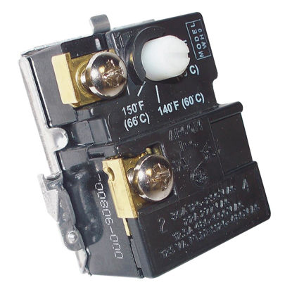 Picture of Reliance (WH9-D) Thermostat For Double Element Sta-Kleen Lower Thermostat