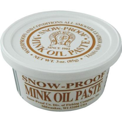 Picture of Fiebing's 3 Oz. Snowproof Mink Oil Paste