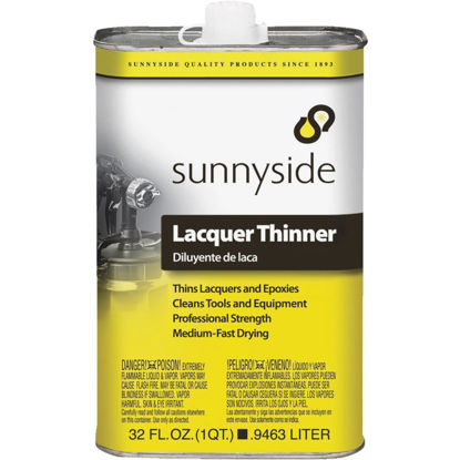 Picture of Sunnyside Lacquer Thinner, Quart