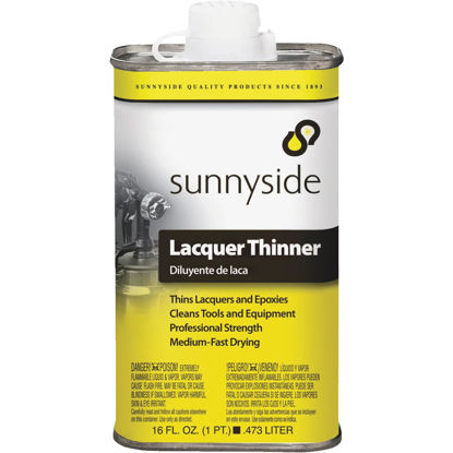 Picture of Sunnyside Lacquer Thinner, Pint
