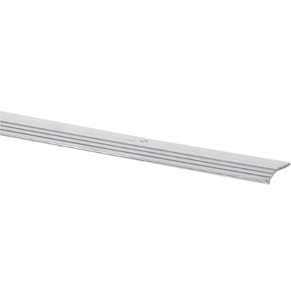 Picture of Do it Satin Silver Fluted 1 In. x 3 Ft. Aluminum Carpet Trim Bar
