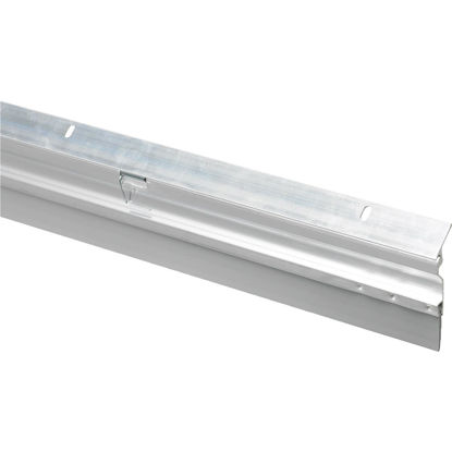 Picture of Frost King 2 In. W. x 36 In. L. Silver Automatic Aluminum & Vinyl Door Sweep