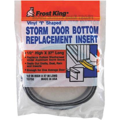 Picture of Frost King 1/2 In. x 37 In. Storm Door Bottom Seal Insert