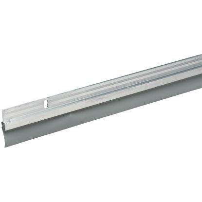Picture of Do it 1.5 In. W. x 1.5 In. H. x 36 In. L. Silver Aluminum Door Bottom