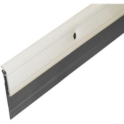 Picture of Do it Best 2 In. W. x 36 In. L. Satin Nickel Aluminum Door Sweep