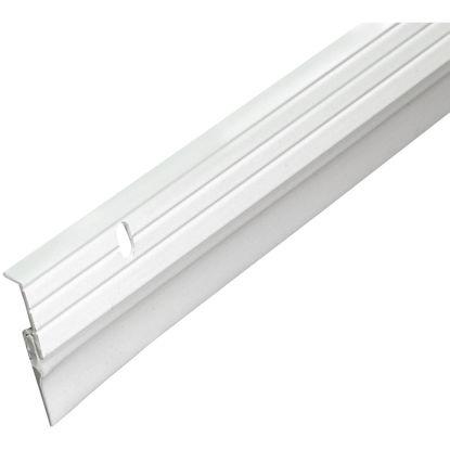 Picture of Do it Best 1-5/8 In. x 36 In. White Aluminum & Vinyl Door Sweep