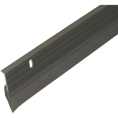 Picture of Do it Best 1-5/8 In. x 36 In. Bronze Aluminum & Vinyl Door Sweep