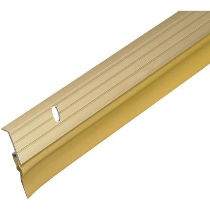 Picture of Do it Best 1-5/8 In. x 36 In. Gold Aluminum & Vinyl Door Sweep