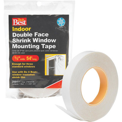 Picture of Do it 1/2 In. x 54 Ft. Indoor Window Film Tape