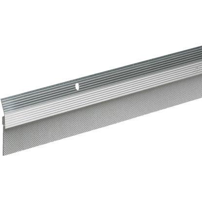 Picture of Do it Best 2 In. W. x 2 In. H. x 36 In. L. Silver Aluminum Door Bottom