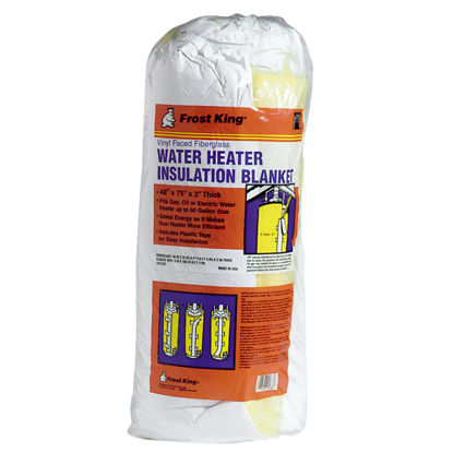 Picture of Frost King 2 In. Water Heater Insulation Jacket 6.7-R Value