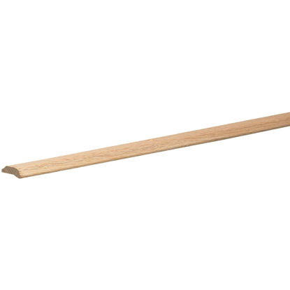 Picture of Do it Unfinished Smooth 1 In. x 6 Ft. Oak Carpet Trim Bar