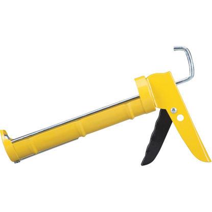 Picture of Dripless 10 Oz. 5:1 Thrust Round Rod Cradle Caulk Gun