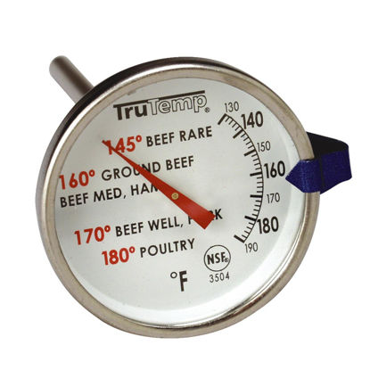 Picture of Taylor TruTemp Meat Dial Kitchen Thermometer