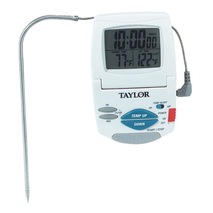 Picture of Taylor Digital Oven Kitchen Thermometer