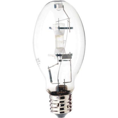 Picture of Satco 175W Clear ED28 Mogul Screw Mercury Vapor High-Intensity Light Bulb