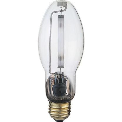 Picture of Satco 70W Clear ED17 Medium High-Pressure Sodium High-Intensity Light Bulb