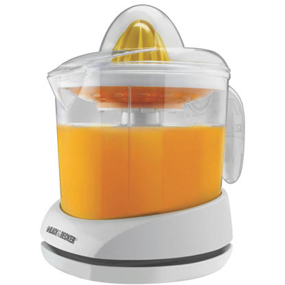 Picture of Black & Decker White 34 Oz. Electric Juicer