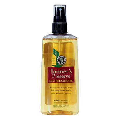 Picture of Tanners Preserve 7.5 Oz. Pump Spray Leather Care Cleaner