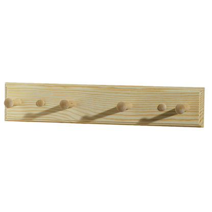 Picture of Waddell Wood 18 In. Shaker Peg Rack