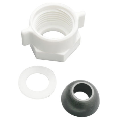 Picture of Do it 7/8 In. Plastic Ballcock Coupling Nut
