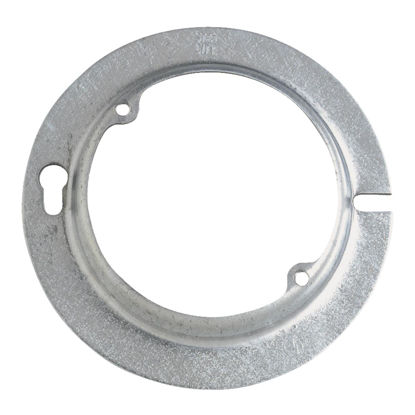 Picture of Steel City 1/2 In. x 4 In. Open Round Steel Raised Cover