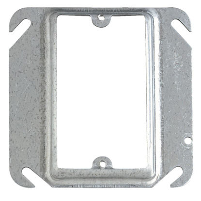Picture of Steel City 1-Device Combination 4 In. x 4 In. Square Raised Cover