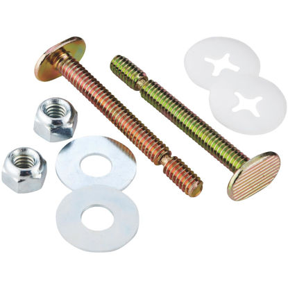 Picture of Do it 1/4 In. x 2-1/4 In. Steel Toilet Bolts