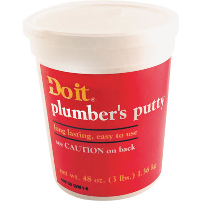 Picture of Do it 3 Lb. Plumber's Putty