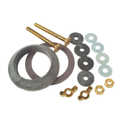 Picture of Do it 5/16 In. x 3 In. Toilet Bolt and Washer Kit