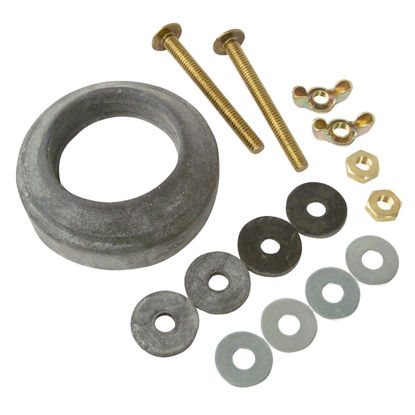 Picture of Do it Best Extra Thick Sponge Gasket and Tank Bolt Kit