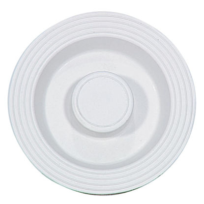 Picture of Do it 3-1/2 In. White Rubber Disposal Stopper