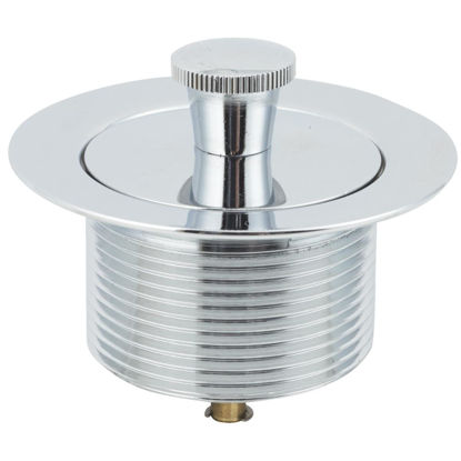 Picture of Do it 1-7/8 In. to 2-1/4 In. Lift and Lock Bathtub Drain Stopper with Chrome Finish