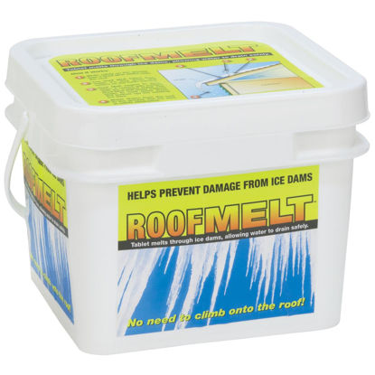 Picture of RoofMelt 14 Lb. Roof Ice Melt Tablets (65-Pack)