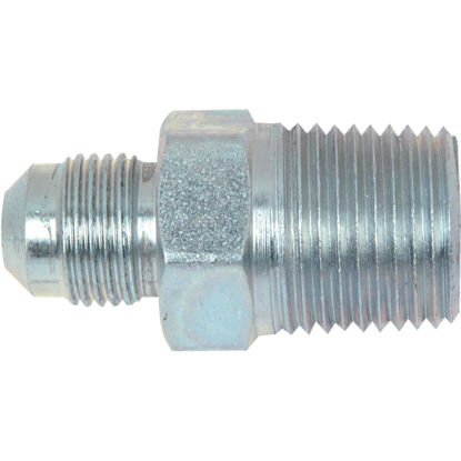 Picture of BrassCraft 3/8 In. OD Flare x 1/2 In. MIP Union Gas Fitting