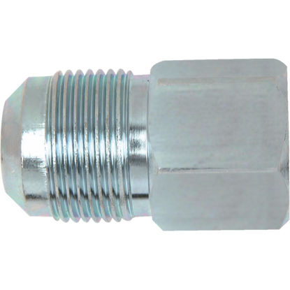 Picture of BrassCraft 5/8 In. OD Flare (15/16-16 Thread) x 1/2 In. FIP Union Gas Fitting