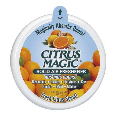 Picture of Citrus Magic 8 Oz. Fresh Citrus Solid Air Freshener