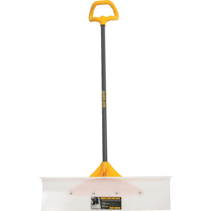 Picture of True Temper 30 In. Nylon Snow Pusher with 42 In. Steel Handle