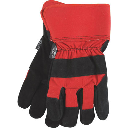 Picture of Do it Best Men's Large Leather Winter Work Glove