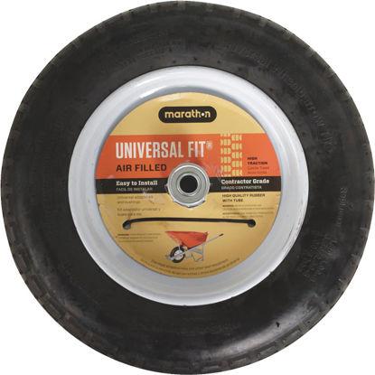 Picture of Marathon 14.5 In. Universal Pneumatic Wheelbarrow Wheel